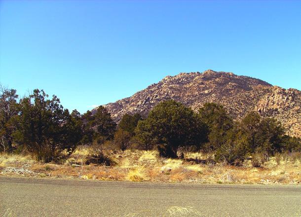 Granite Mountain Estates Prescott Arizona
